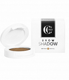 Lucas Cosmetics Тени для бровей Brow Shadow, CC Brow, блонд